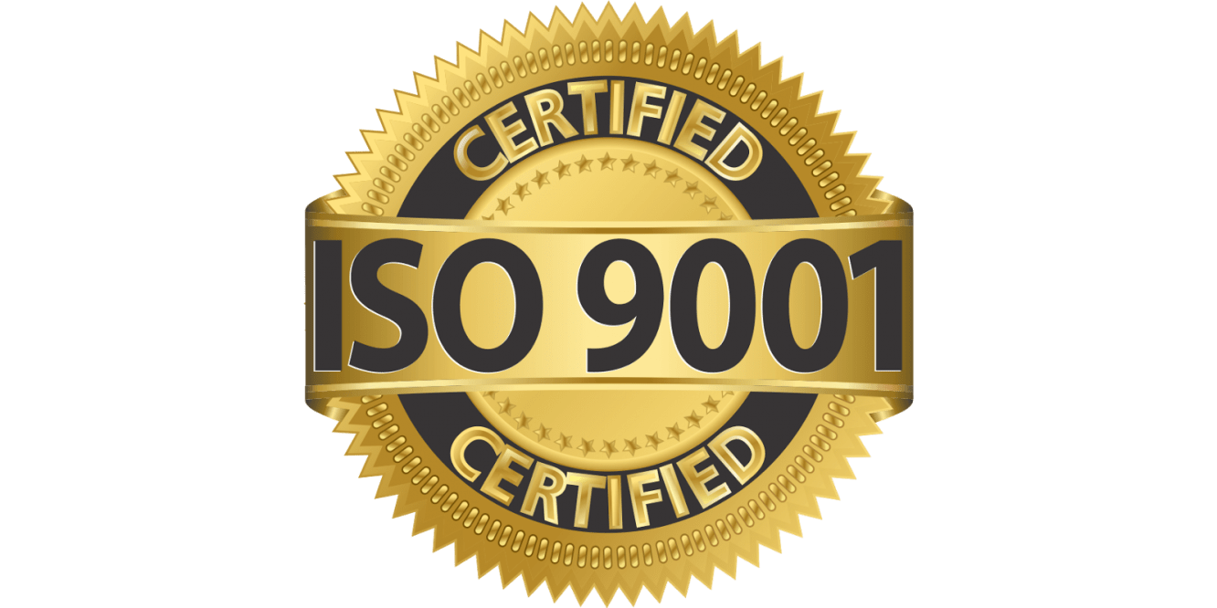 Gold-ISO-9001